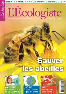 L'Ecologiste (revue) : édition française de The Ecologist |